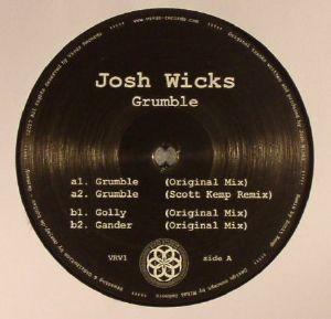 WICKS, Josh - Grumble
