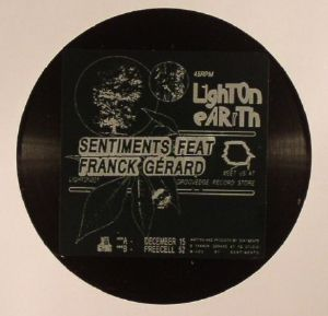 SENTIMENTS feat FRANCK GERARD - December 15 (reissue)