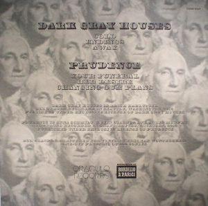 DARK GRAY HOUSES/PRUDENCE - New American Monsters