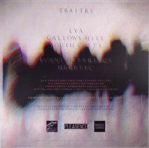 TRAITRS - Heretic EP