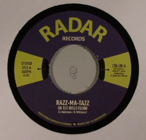 RAZZ MA TAZZ - On The Disco Floor
