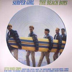 BEACH BOYS, The - Surfer Girl