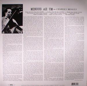 MINGUS, Charles - Mingus Ah Um (reissue)