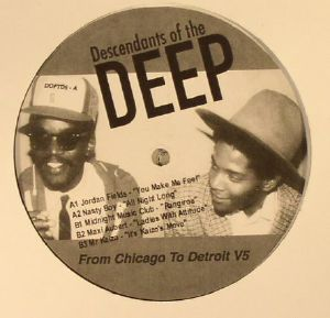 FIELDS, Jordan/NASTY BOY/MIDNIGHT MUSIC CLUB/MAXI AUBERT/MR KAIZO - From Chicago To Detroit V5