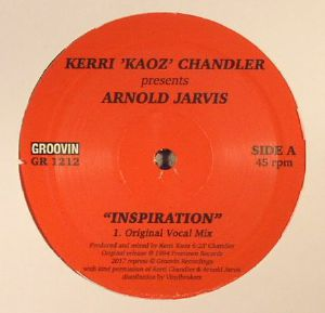 CHANDLER, Kerri presents ARNOLD JARVIS - Inspiration