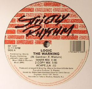 LOGIC - The Warning (reissue)