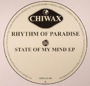 RHYTHM OF PARADISE - State Of My Mind EP