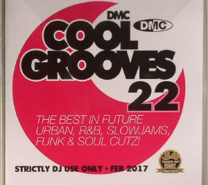 VARIOUS - Cool Grooves 22: The Best In Future Urban R&B Slowjams Funk & Soul Cutz! (Strictly DJ Only)