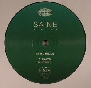 SAINE - Mint EP