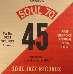 SOUL JAZZ/VARIOUS - Soul 70 (Record Store Day 2017)