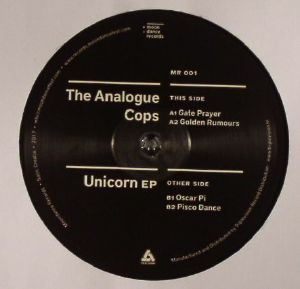 ANALOGUE COPS, The - Unicorn EP