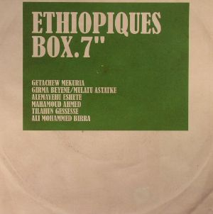 VARIOUS - Ethiopiques Box (Record Store Day 2017)