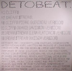 DETOBEAT - Cliffs EP (remixes)