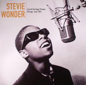 WONDER, Stevie - Live At The Regal Theatre Chicago June 1962