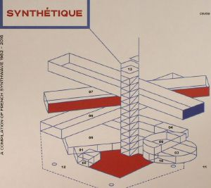 VARIOUS - Synthetique: A Compilation Of French Synthwave 1982-2016