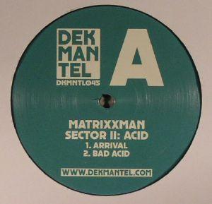 MATRIXXMAN - Sector II: Acid