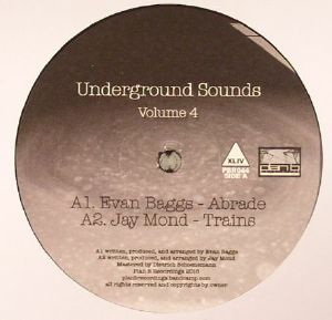 BAGGS, Evan/JAY MOND/CHRIS MITCHELL/TAKENAWA - Underground Sounds Volume 4