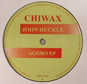 HECKLE, John - Aggro EP