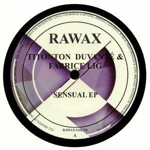 DUVANTE, Titonton/FABRICE LIG - Sensual EP (reissue)