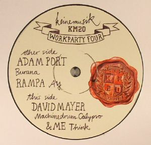 MAYER, David/&ME/ADAM PORT/RAMPA - Workparty Four