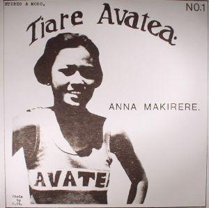 MAKIRERE, Anna - Tiare Avatea