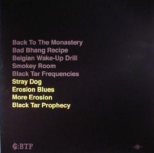 GRAILS - Black Tar Prophecies Vol 1 2 & 3 (reissue)