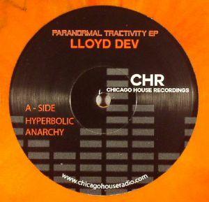 DEV, Lloyd & DION BRACKEN - Paranormal Tractivity EP
