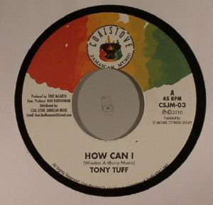 TUFF, Tony - How Can I