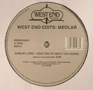 MEDLAR/SHIRLEY LITES/LOVE CLUB/KENIX/SWEET LIFE - West End Edits: Medlar