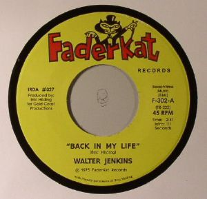 JENKINS, Walter - Back In My Life