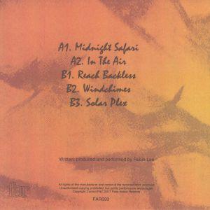 RUDY'S MIDNIGHT MACHINE - Midnight Safari EP