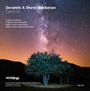 DONATELLO/SHANE BLACKSHAW - Catch 23