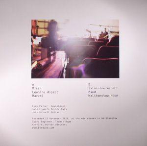 PARKER, Evan/JOHN EDWARDS/JOHN RUSSELL - Walthamstow Moon: '61 Revisited