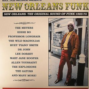 VARIOUS - New Orleans Funk: The Original Sound Of Funk 1960-75
