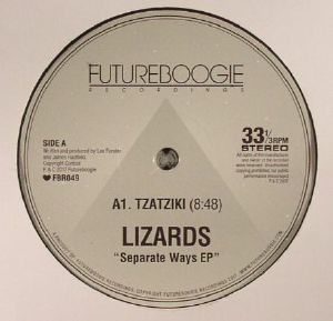 LIZARDS - Separate Ways EP
