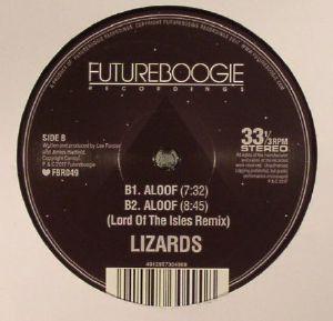 LIZARDS - Separate Ways EP