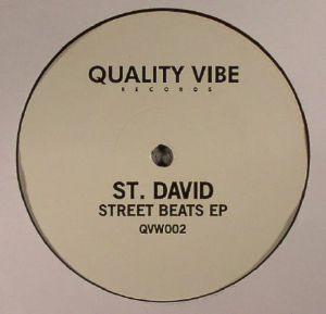 ST DAVID - Street Beats EP