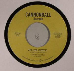 WRIGHT, Willie/THE CANNONBALLS - Ain't No Sunshine