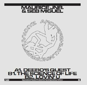 MAURICE JNR/SEB MIGUEL - Deebo's Quest