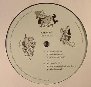 CARAVAN - Coarsica EP