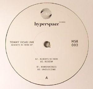 VICARI JNR, Tommy - Always Be Here EP