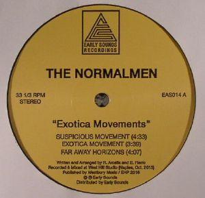 NORMALMEN, The - Exotica Movements