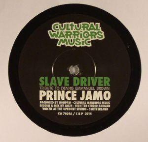 PRINCE JAMO/JACIN - Slave Driver