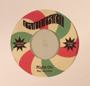BARRETTO, Ray/LATIN BROTHERS - Right On