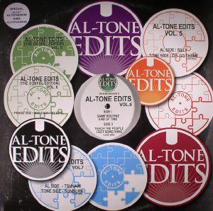 AL TONE EDITS - Volume 8 & 9