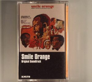 SMILE ORANGE - Original Soundtrack Tape
