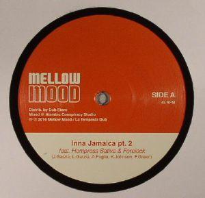 MELLOW MOOD feat HEMPRESS SATIVA/FORELOCK - Inna Jamaica Pt. 2