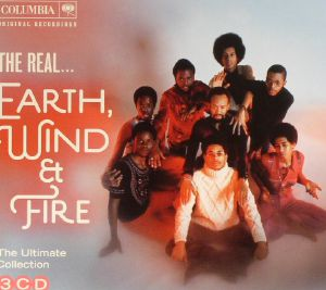 EARTH WIND & FIRE - The Real Earth Wind & Fire