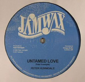 HUNNIGALE, Peter - Untamed Love