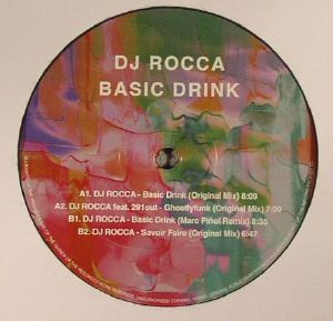 DJ ROCCA - Basic Drink
